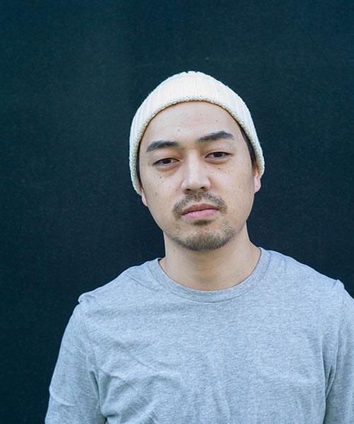 Motarasu designer Masayuki Koitabashi designed the Wood works print