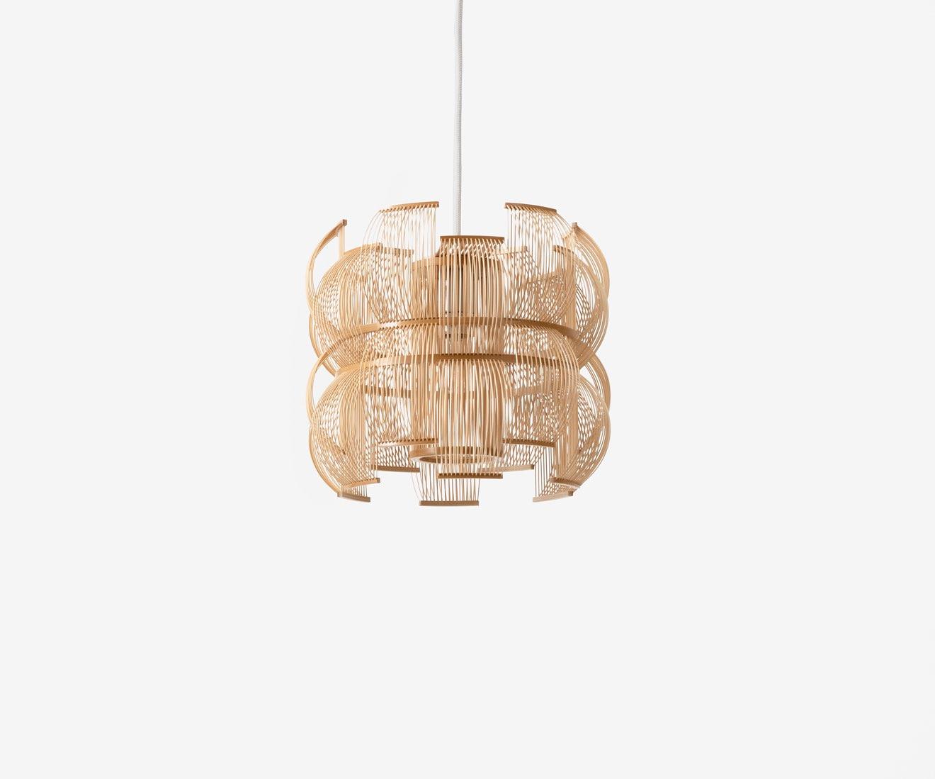 Motarasu Product - SEN pendant lamp by Tani Toshiyuki